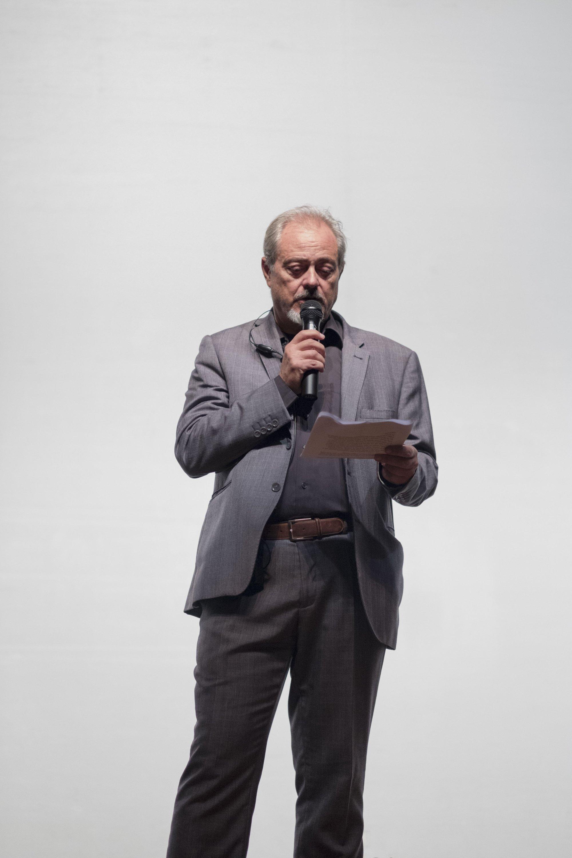 Juan José Martín Uceda, director de la Escuela Municipal de Teatro